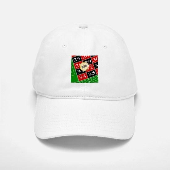 Placing A Bet Baseball Baseball Cap
