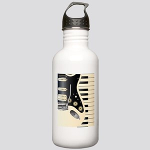 Music Duo Stainless Water Bottle 1.0L