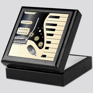 Music Duo Keepsake Box