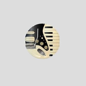 Music Duo Mini Button