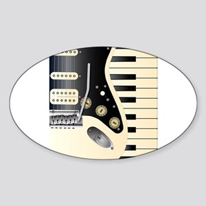 Music Duo Sticker