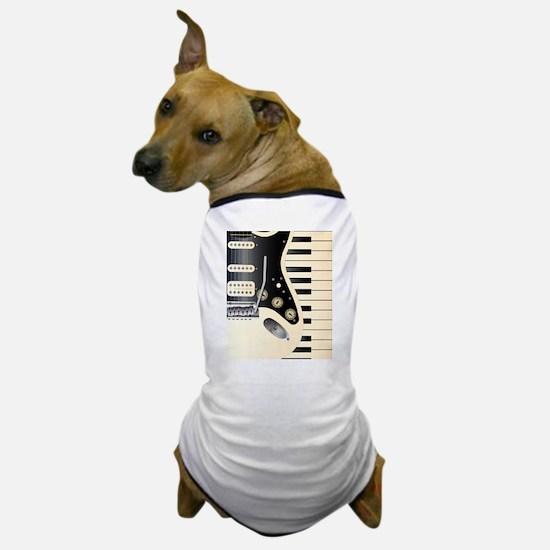 Music Duo Dog T-Shirt