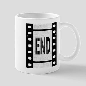The End Film Strip Mugs