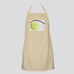 Tennis Ball and Racket Apron