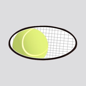 Tennis Ball and Racket Patch