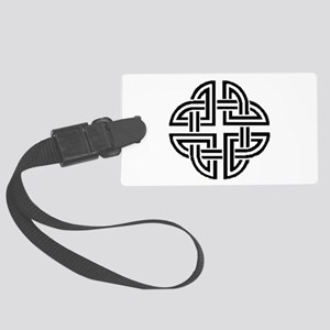Stonewall Sentinel Celtic Knot Logo Luggage Tag