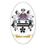 Vachrameev Sticker (Oval)