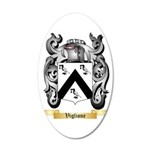 Viglione 35x21 Oval Wall Decal