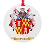 Vigil Round Ornament