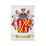 Vigil Rectangle Magnet (100 pack)