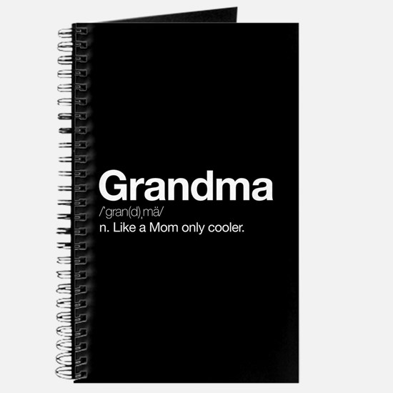 Grandma Definition Journal