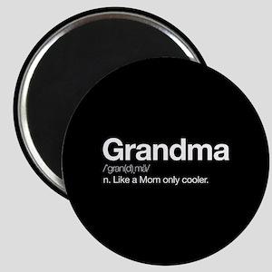 Grandma Definition Magnet