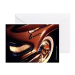 Edsel Motors Greeting Cards (Pk of 10)