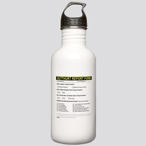 Butt Hurt Report Form Stainless Water Bottle 1.0L