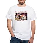 Drive an Edsel Traditional White T-Shirt