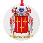 Vigers Round Ornament