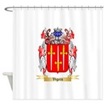 Vigers Shower Curtain
