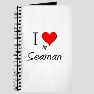 I Love My Seaman Journal