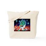 Elvissaurus / BASTA tote bag