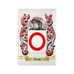 Viets Rectangle Magnet (100 pack)