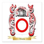 Viets Square Car Magnet 3
