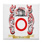 Viets Tile Coaster