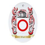 Viet Oval Ornament
