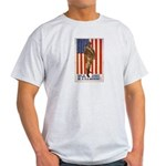 Be a U.S. Marine! Ash Grey T-Shirt