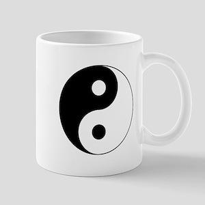 Yin Yang Symbol Mugs