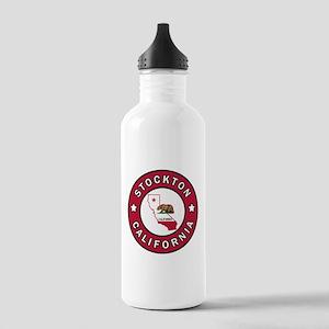 Stockton California Stainless Water Bottle 1.0L