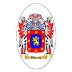 Vidineev Sticker (Oval 10 pk)