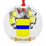 Vidaurri Round Ornament