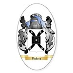 Vickers Sticker (Oval)
