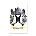 Vickers 35x21 Wall Decal