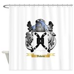 Vickers Shower Curtain