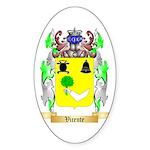 Vicente Sticker (Oval 50 pk)