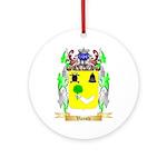 Vicente Round Ornament