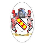 Vesque Sticker (Oval 10 pk)