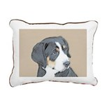 new Rectangular Canvas Pillow