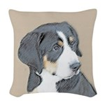 new Woven Throw Pillow