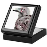 Alala - Hawaiian Crow Keepsake Box