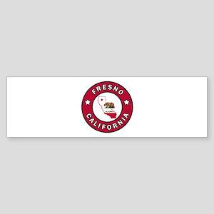Fresno Bumper Sticker
