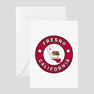 Fresno Greeting Cards