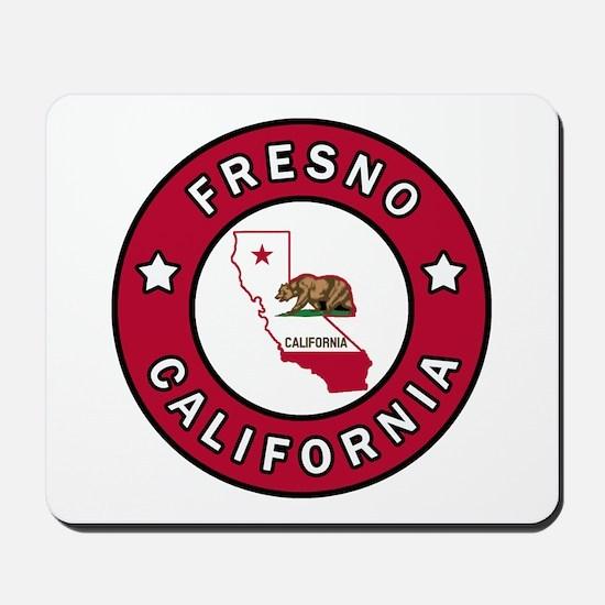 Fresno Mousepad