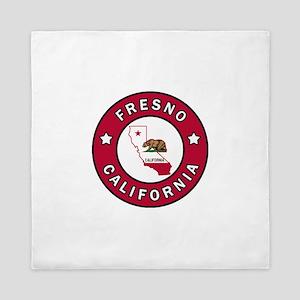 Fresno Queen Duvet