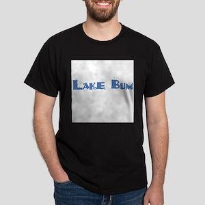 Lake Bum Ash Grey T-Shirt
