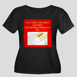 DATA Plus Size T-Shirt