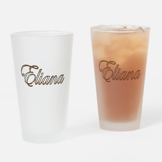 Unique Eliana Drinking Glass
