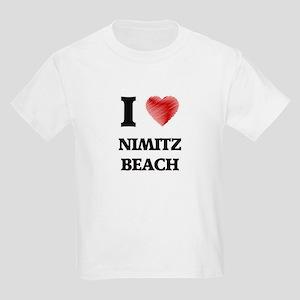 I love Nimitz Beach Guam T-Shirt