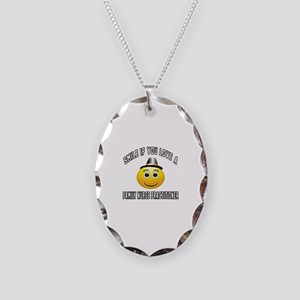 Smile If You Love Family Nurse Necklace Oval Charm